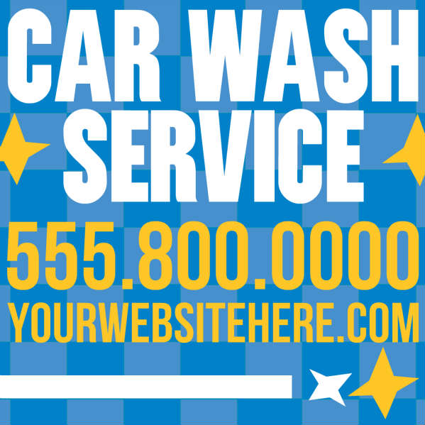 Decals For Cleaningservices ReadyPrintcom - Vinyl decals car wash