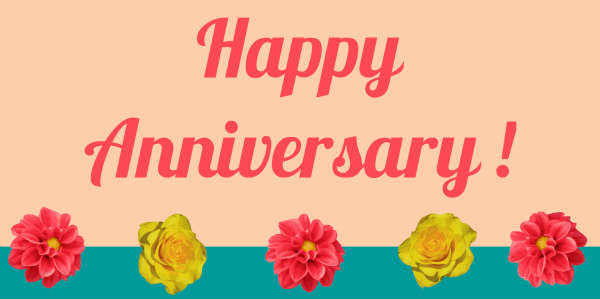 Yard & Lawn Signs for Anniversary - Ready2Print.com