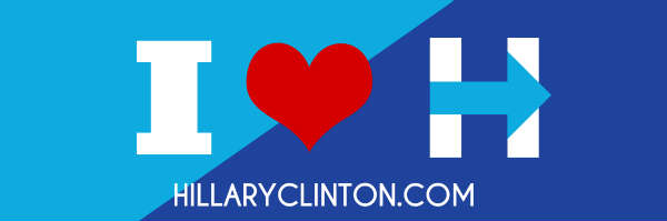 Image result for hillary bumper sticker