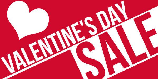 Valentines Yard U0026 Lawn Signs: Valentines Sale