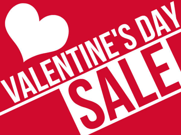 Yard Lawn Signs For Valentines Ready2print Com