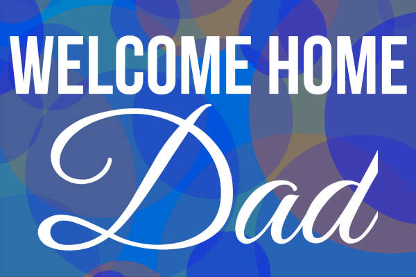 Perfect Welcome Home Deluxe Vehicle Graphics: Welcome ...